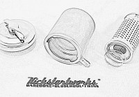 Oiltank / Oilfilter-Kit